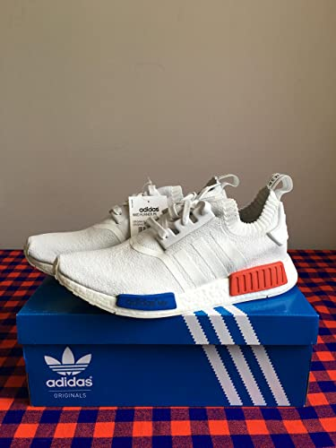Adidas NMD R1 Primeknit 'OG WHITE' Real Boost Review: topkickss