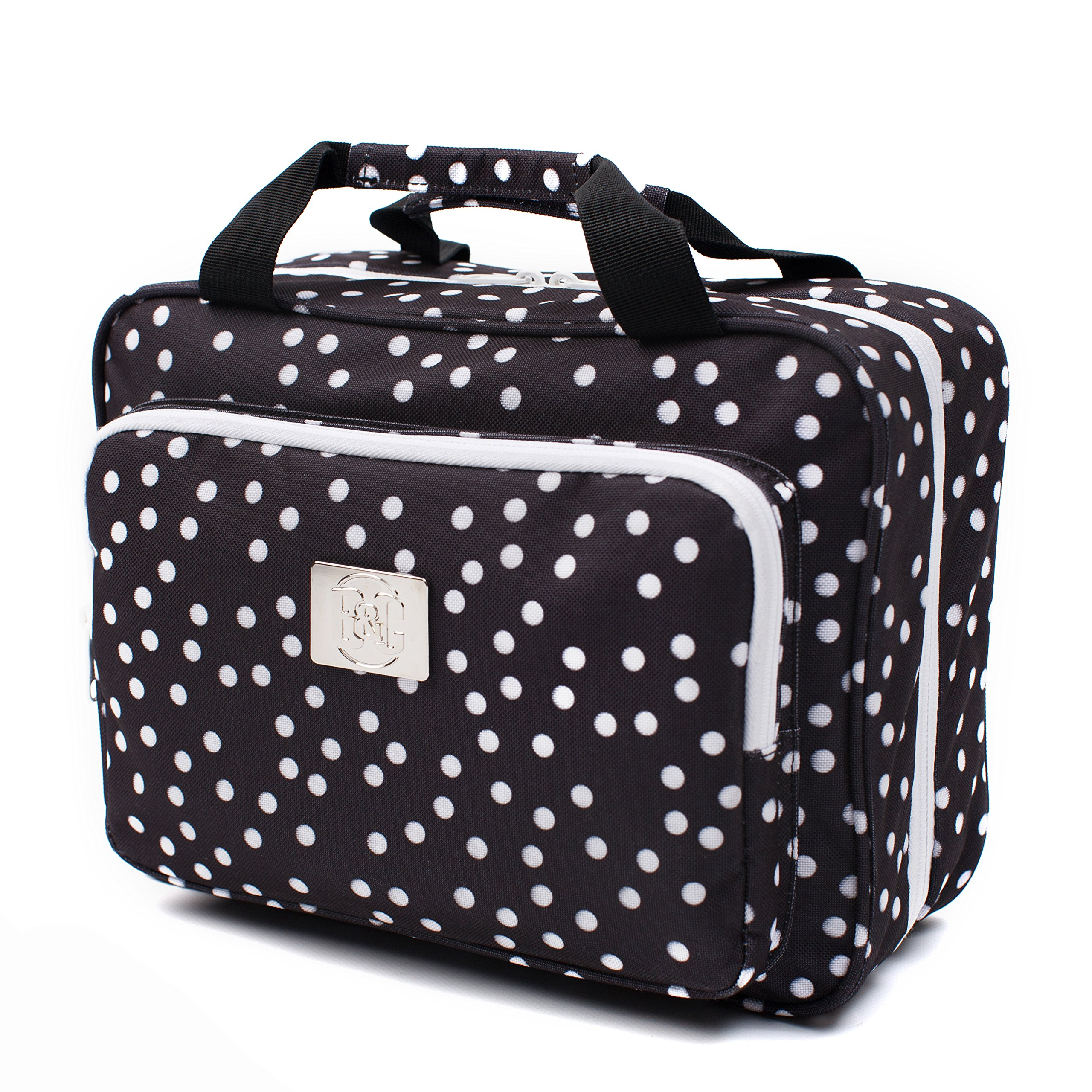 large clear toiletry bag full size toiletry. Black Bedroom Furniture Sets. Home Design Ideas