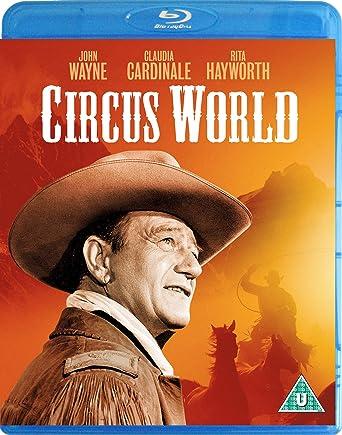 Circus World  Blu-ray   Amazon.co.uk  John Wayne 6b18c0fab054