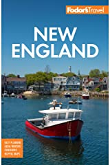 Fodor's New England (Full-color Travel Guide) Kindle Edition