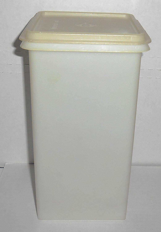Tupperware Saltine Saver Container Sheer