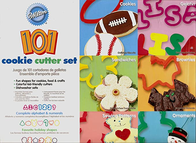 Scroll 101 Cookie Cutter
