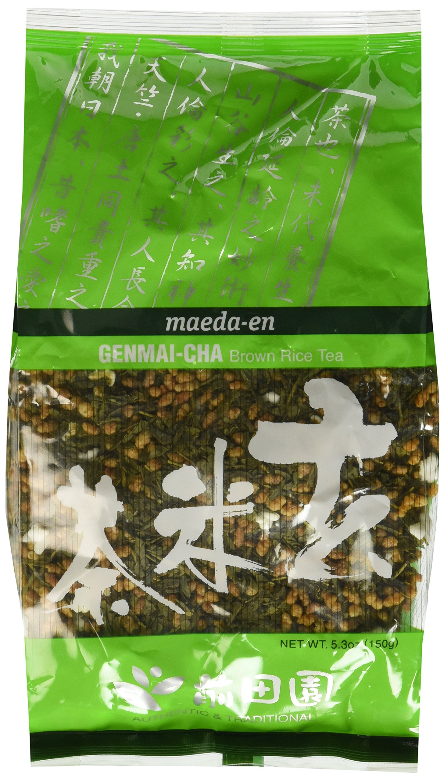 Maeda-en Tea Brown Rice, 5.3-ounce (Single Pack)