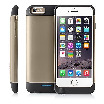 promo code 2841a c2711 Amazon.com: iBattz 3200mAh Mojo Refuel Invictus Slim Battery Case ...