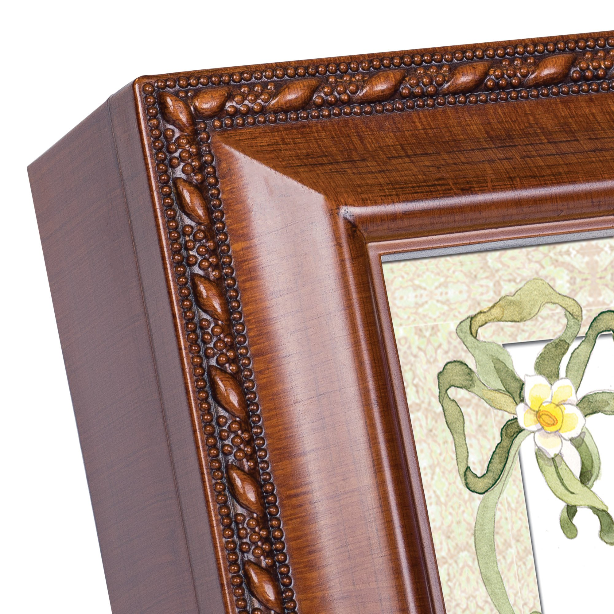 Cottage Garden Dearest Daughter Woodgrain Music Box Plays Light Up My Life by Cottage Garden (Image #2)
