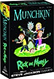 USAopoly USOMU085434 Munchkin: Rick and Morty, Mixed Colours