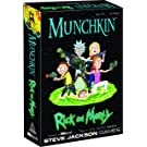 USAopoly USOMU085434 Munchkin: Rick and Morty