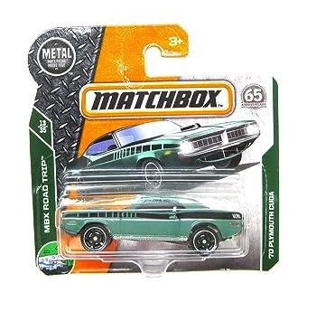 MATCHBOX  /'70 Plymouth Cuda