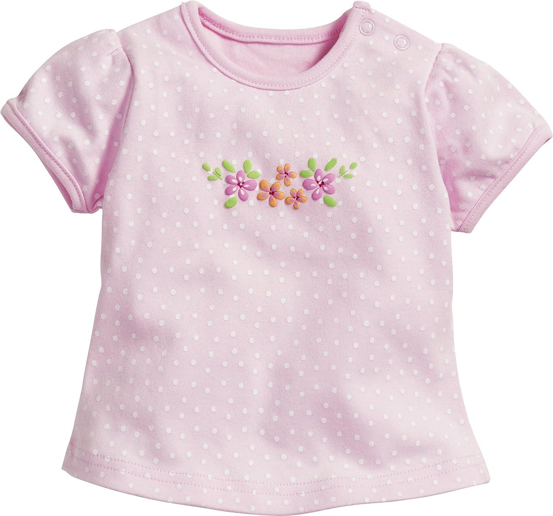 Schnizler Baby-M/ädchen Blumen T-Shirt