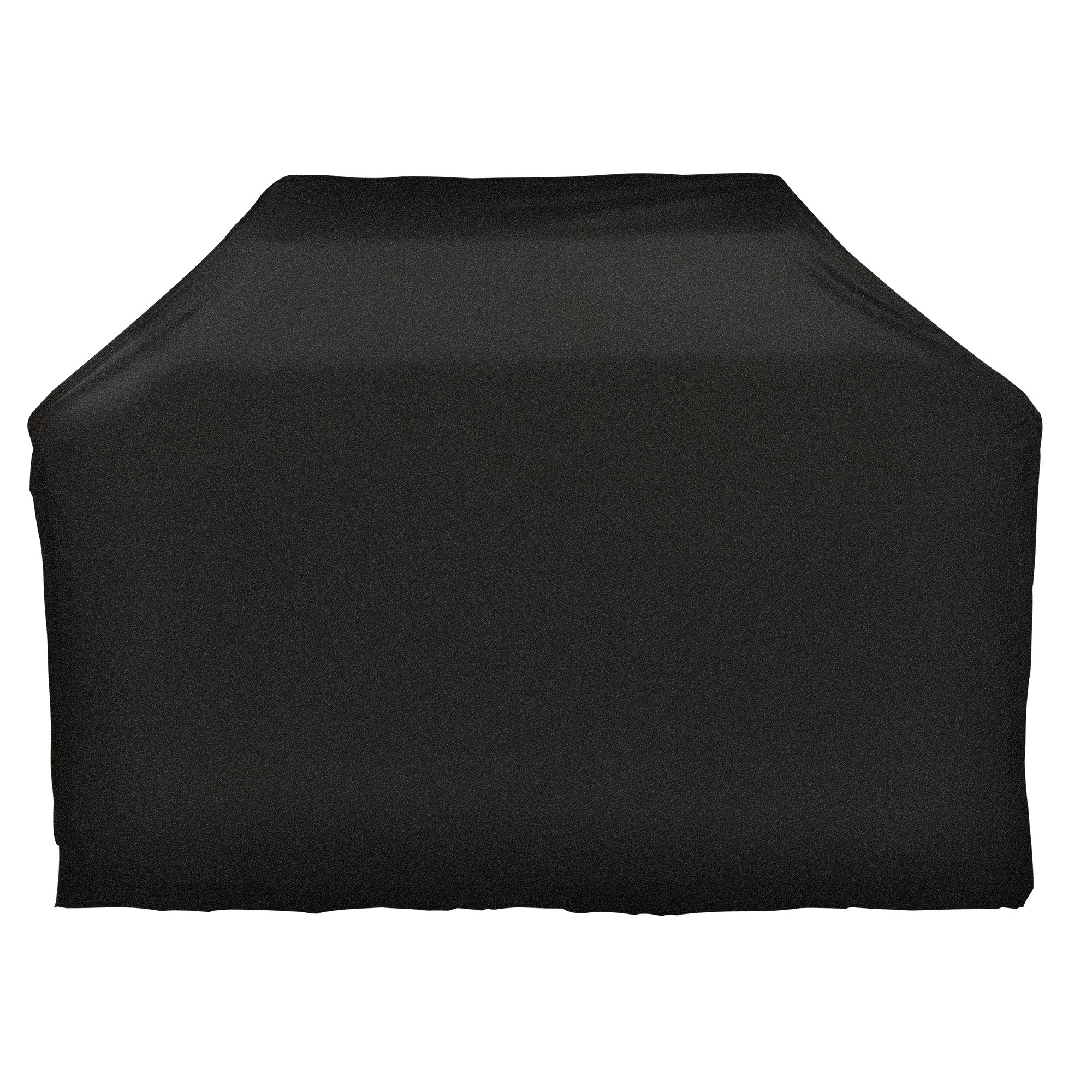 iCOVER Grill Cover- 55 Inch Water Proof Patio Outdoor Black BBQ Barbecue Smoker/Grill Cover G11602-1 for Weber Char-broil Brinkmann Holland JennAir and More