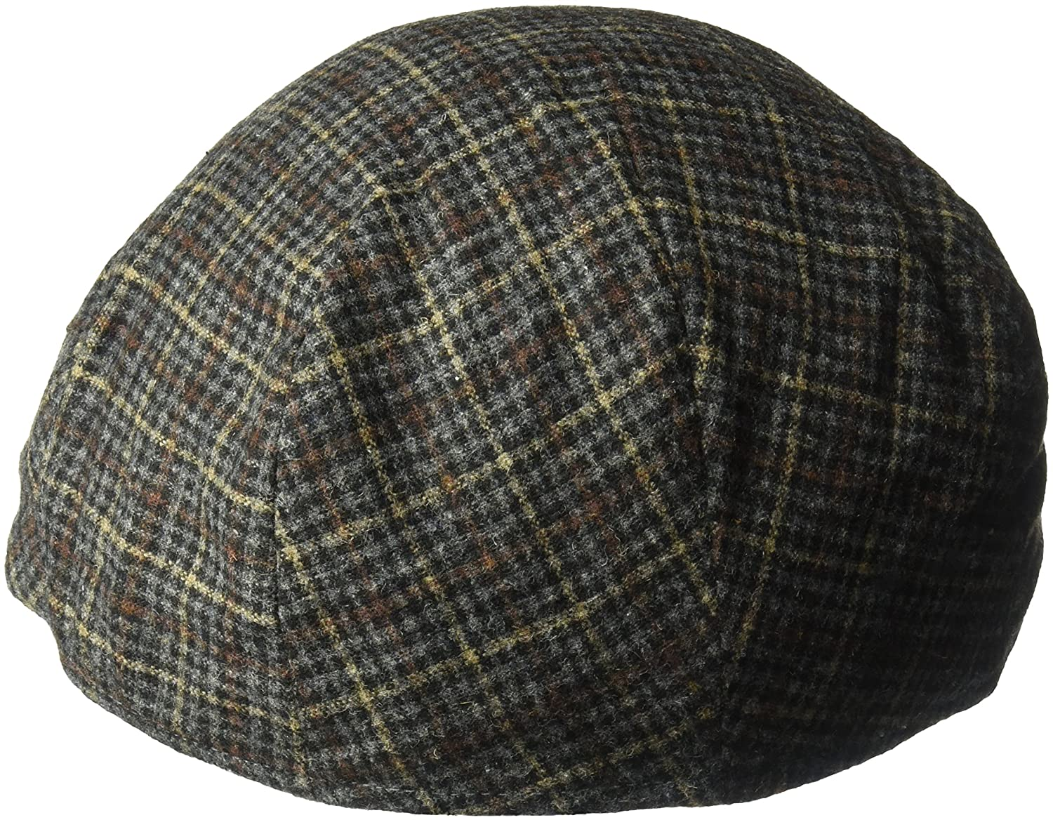 4702af8523b2a Country Gentleman Men s British Classic Patterned Flat Ivy Cap at Amazon  Men s Clothing store