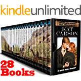 28 Books Mega Box Set 3 Complete Series: Mail Order Bride (Mega Box Set Series Book 7)
