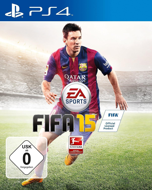Electronic Arts FIFA 15, PS4 - Juego (PS4, PlayStation 4, Deportes ...