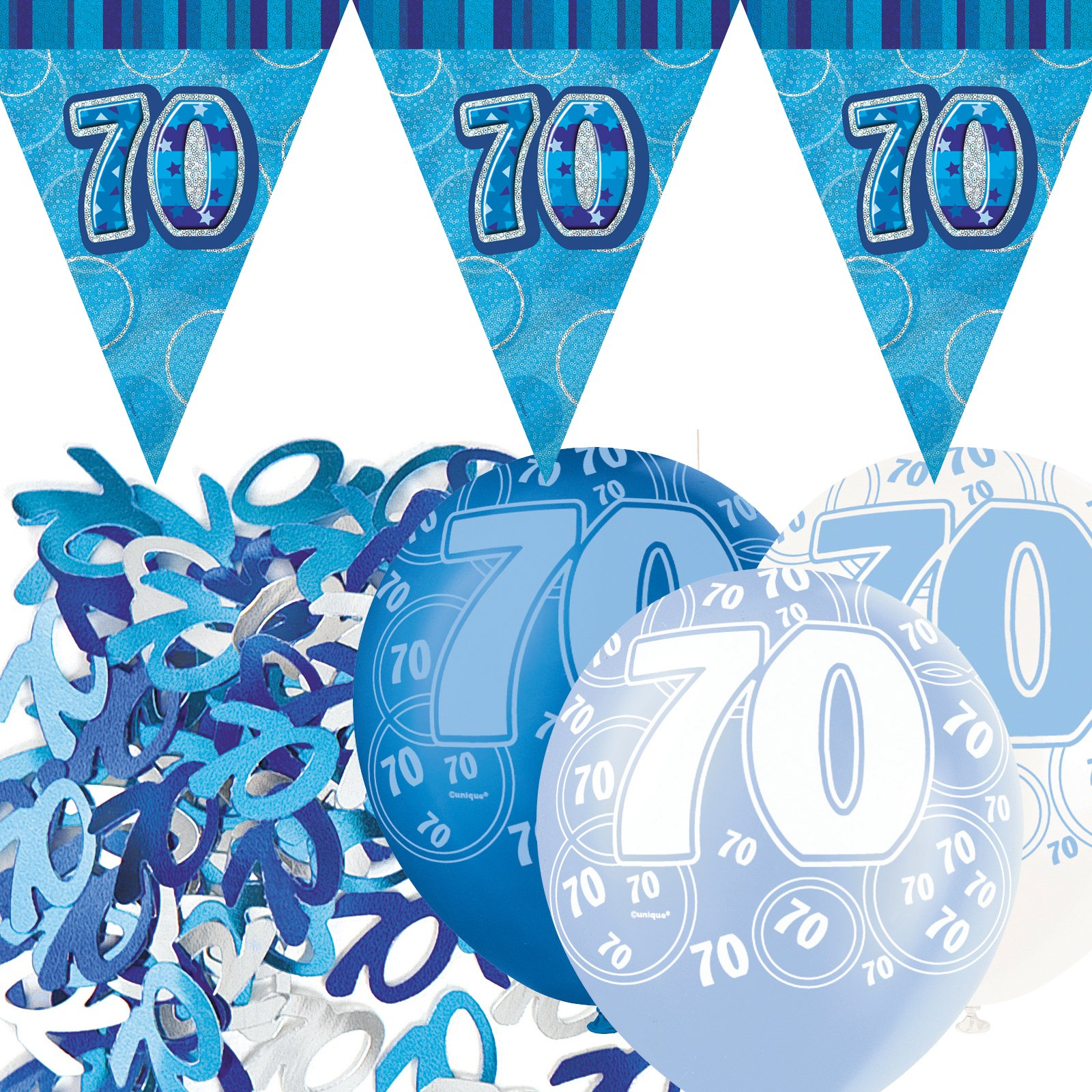 70th Party Decorations: Amazon.co.uk