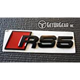 GetUrGear Audi Rear RS8, RS8 Rear Emblem Side Badge Emblem