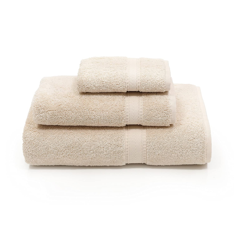 Linum Home Textiles SN10-3C Bath Towel Beige