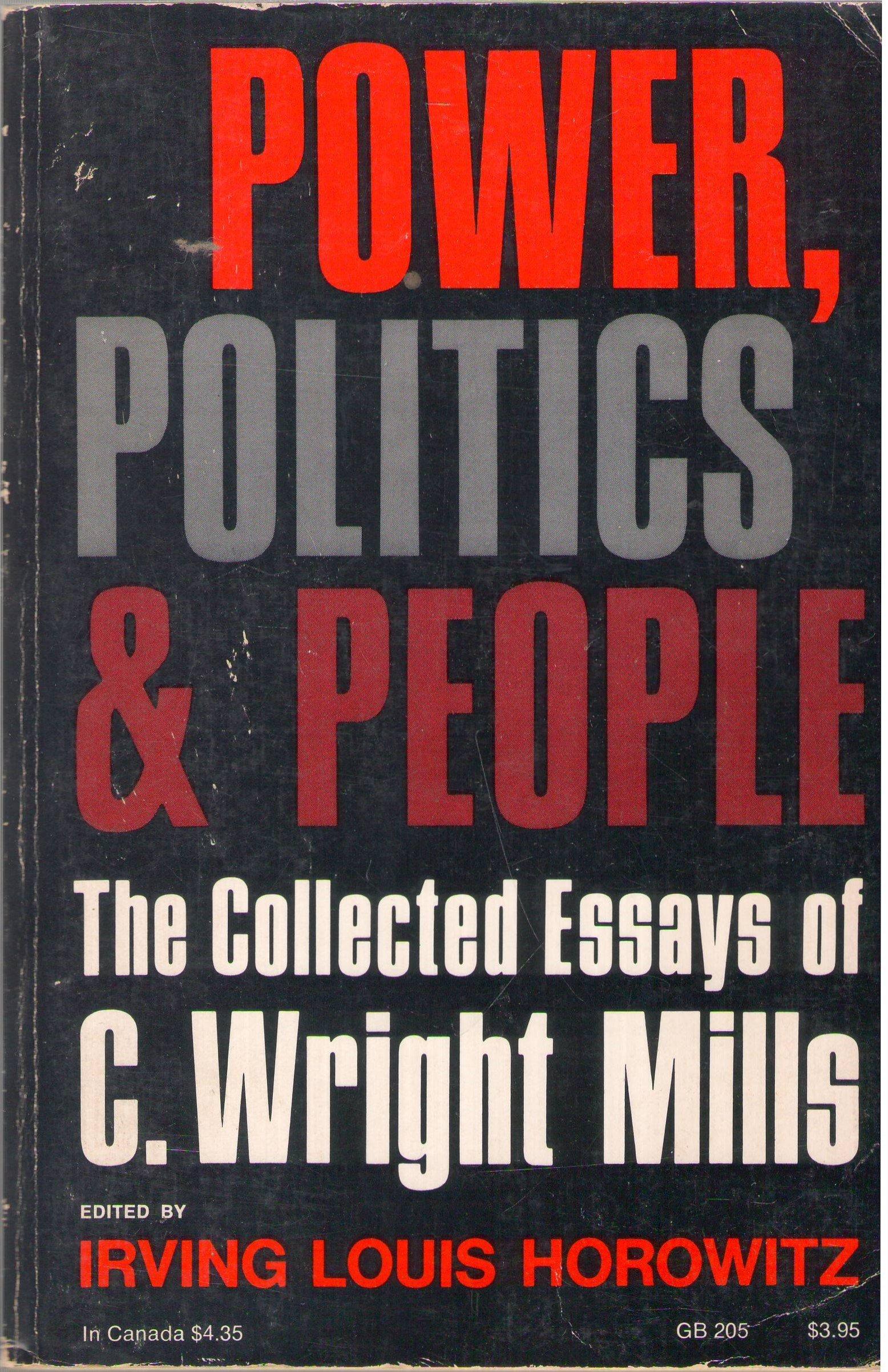 C Wright Mills The Power Elite Pdf