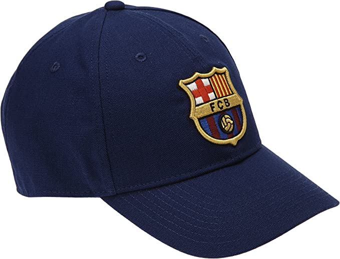 Nike - Gorra FC Barcelona Core, Color Azul, Talla única: Amazon.es ...