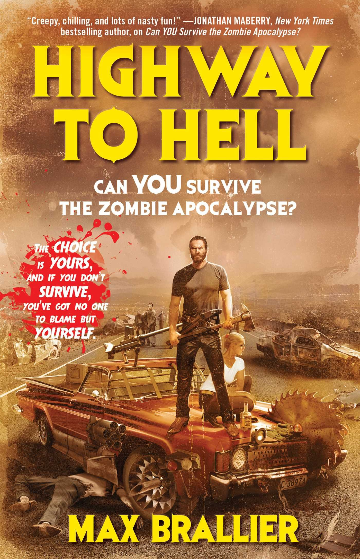 Highway to Hell (Can You Survive the Zombie Apocalypse?) ebook