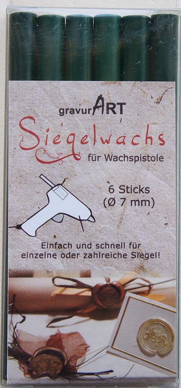 ceralacca gravurART flessibile 6 stecche Kirschrot per pistola