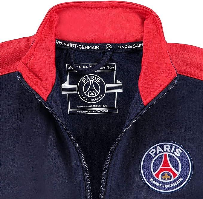 Paris Saint Germain - Chándal oficial para niño, Niñas, azul, 4 ...