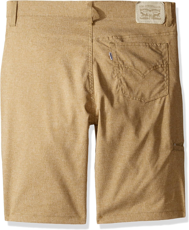 levi stretch shorts