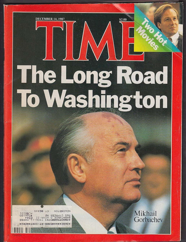 TIME Mikhail Gorbachev Haiti Afghanistan Wall Street