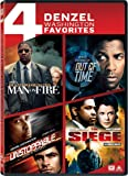 Man on Fire / Out of Time / Unstoppable / The Seige Quad Feature