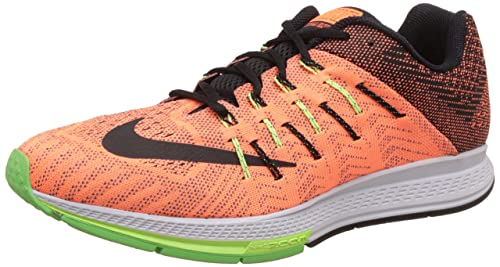 new product 82b1e afa99 Nike Men s Air Zoom Elite 8 Total Orange, Black, Ghost Green and Voltage  Green
