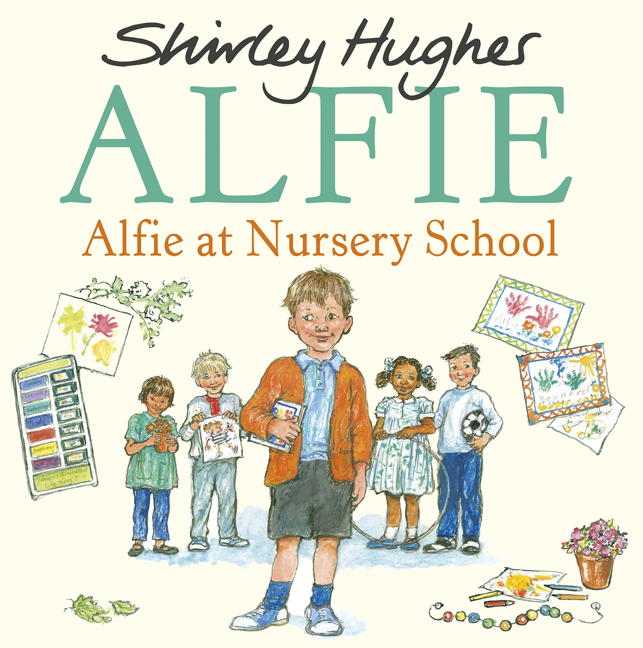 Read Online Alfie at Nursery School ebook