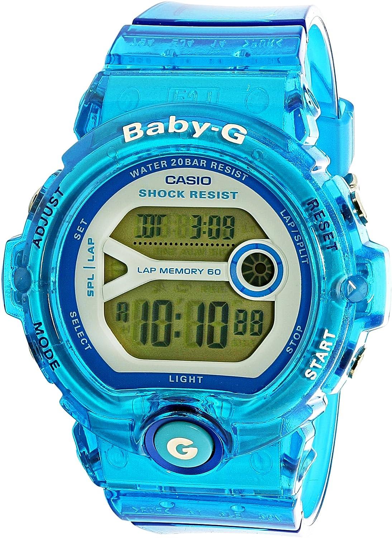 Casio Womens Baby G Bg6903 2b Blue Rubber Quartz Sport Bg 6903 8 Abu Watch Watches