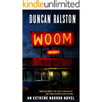 Woom: An Extreme Psychological Horror Novel book cover