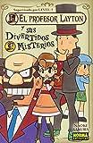EL profesor Layton y sus divertidos misterios 3 (CÓMIC MANGA)