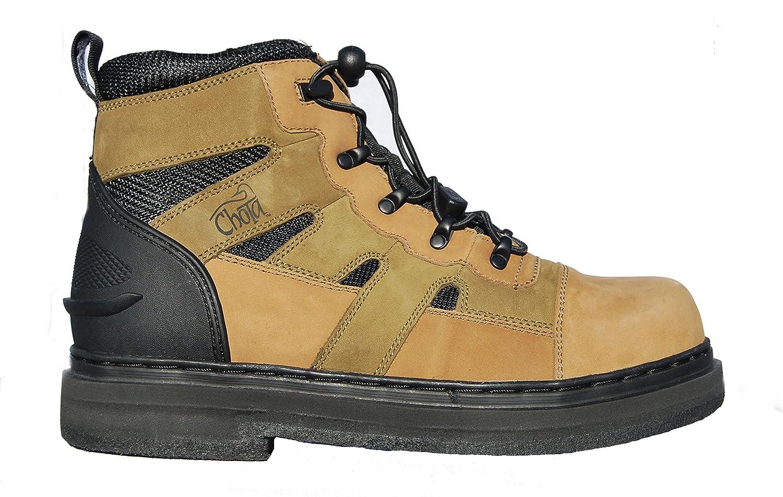 一番人気物 ChotaアウトドアギアWading 14 Boots、STL Plus、レザー Soles、フェルトソール甲W/CLEATコンセント、クッション付きMid Soles B00AWTNMUE Size 14 B00AWTNMUE, 伊集院町:ccb6e604 --- a0267596.xsph.ru