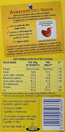 Gallina Blanca - Avecrem 100% Natural Pollo