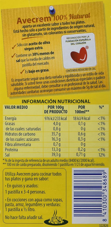 Gallina Blanca - Avecrem 100% Natural Pollo: Amazon.es: Alimentación y bebidas