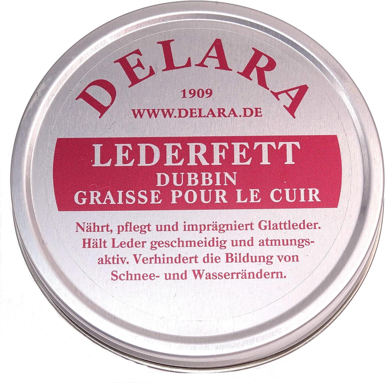 DELARA Grasa para Cuero - Made in Germany