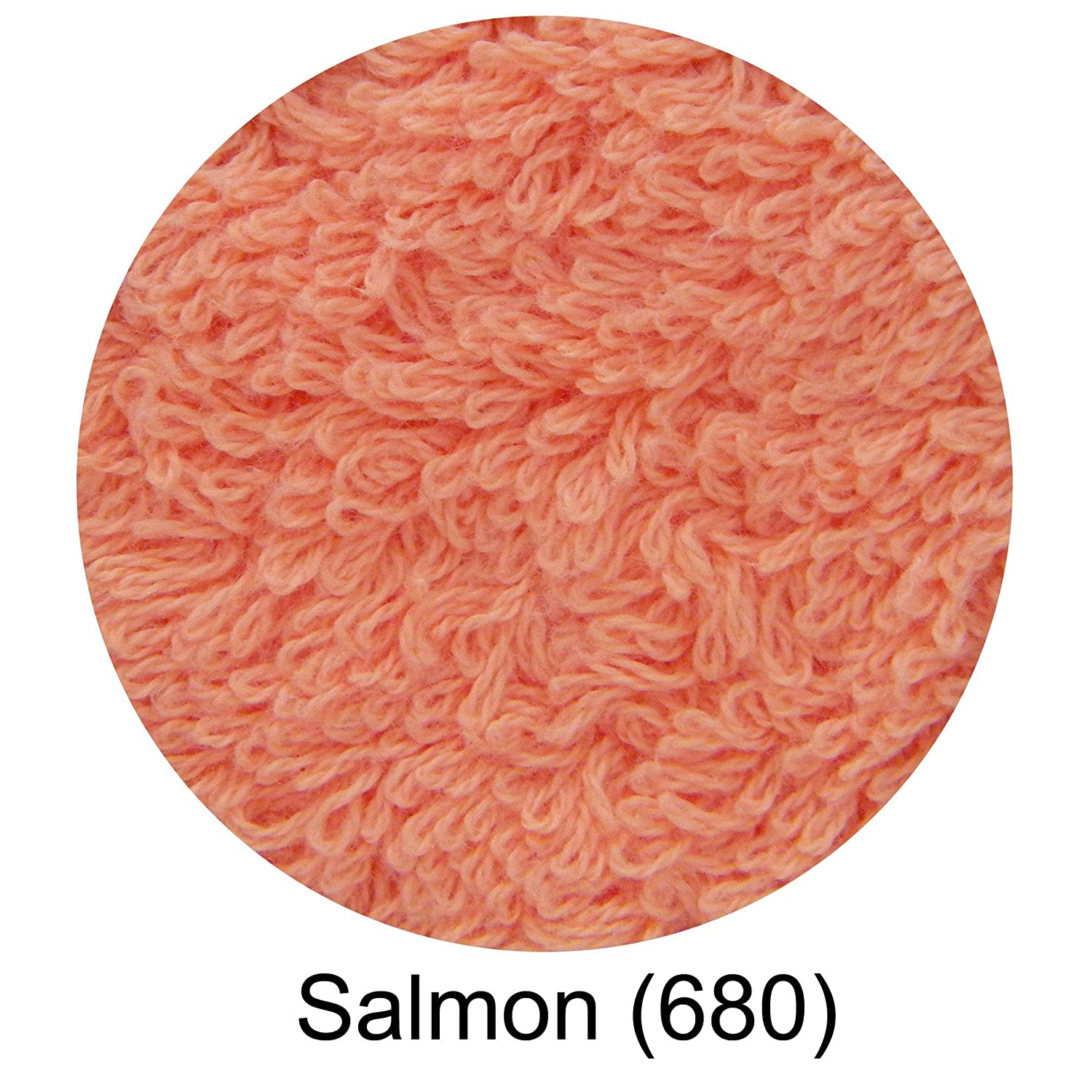 Abyss & Habidecor.- Toalla Super Pile Color Salmon 680 en medida 55x100 cm: Amazon.es: Hogar