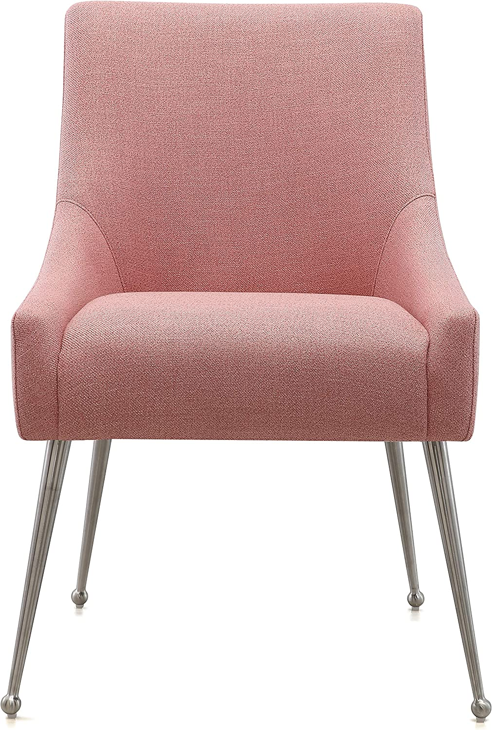 MEELANO Dining Chair, Pink