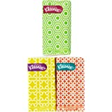 Kleenex 3-Ply Pocket Packs Facial Tissues (8 Packs)