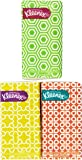 Kleenex® 3-Ply Pocket Packs Facial Tissues (8 Packs)