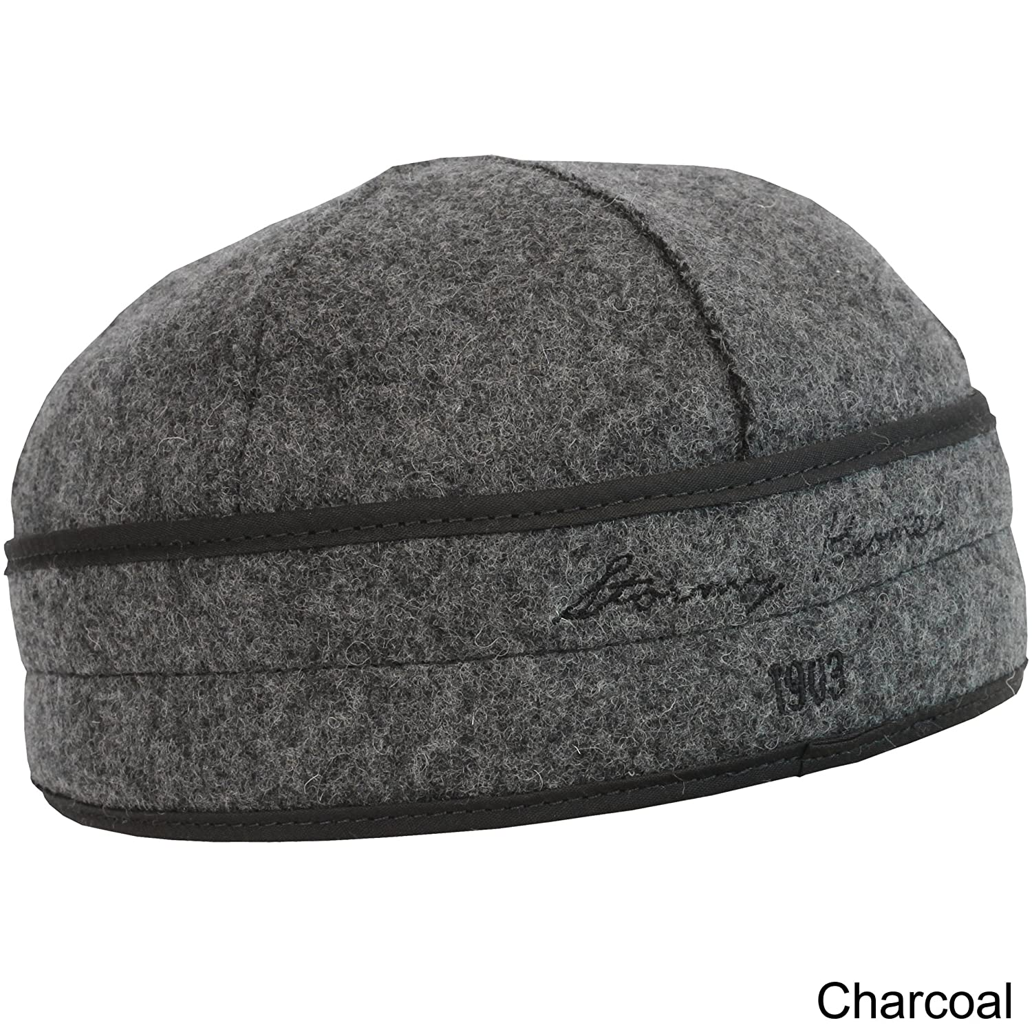 fe46bf636b1e9 Stormy Kromer Men s Brimless Wool Cap at Amazon Men s Clothing store
