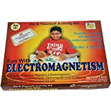 Kutuhal Electromagnetism Activity Kit DIY Educational Learning Toy (Multicolour)