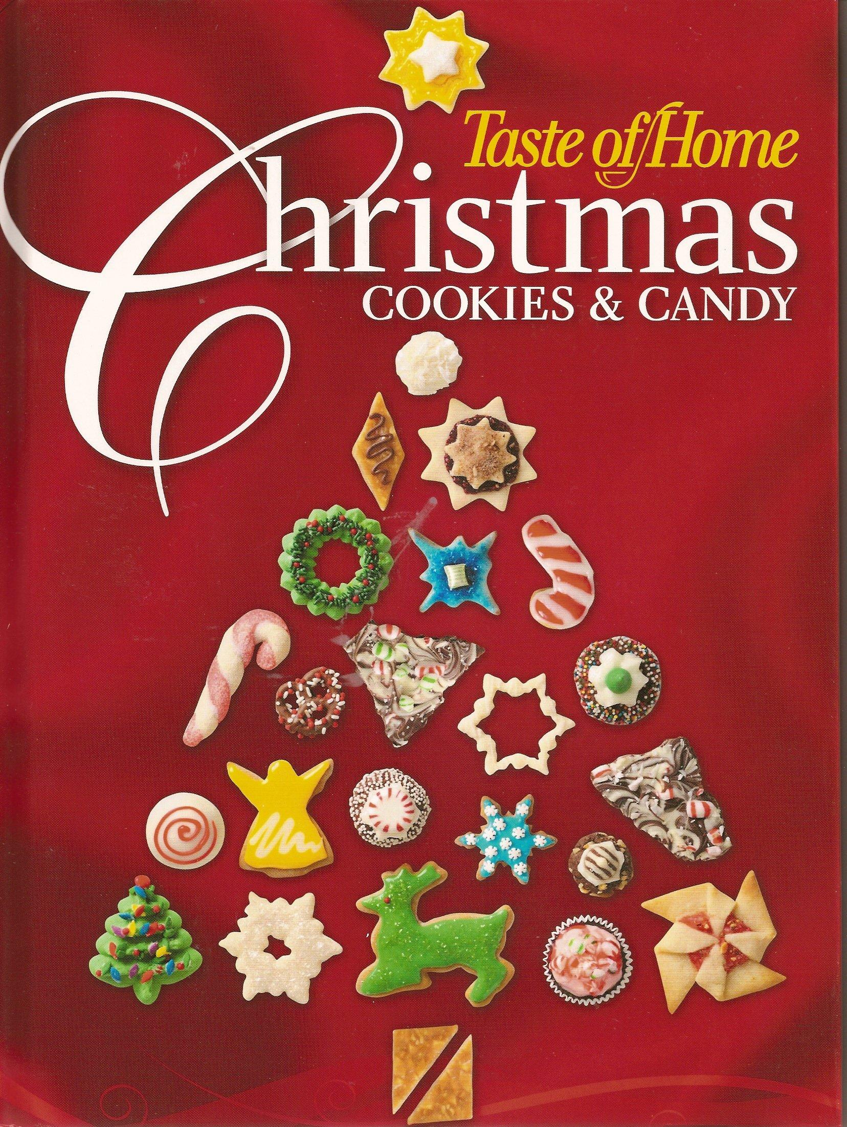 Taste Of Home Christmas Cookies Candies Amy Glander Sara