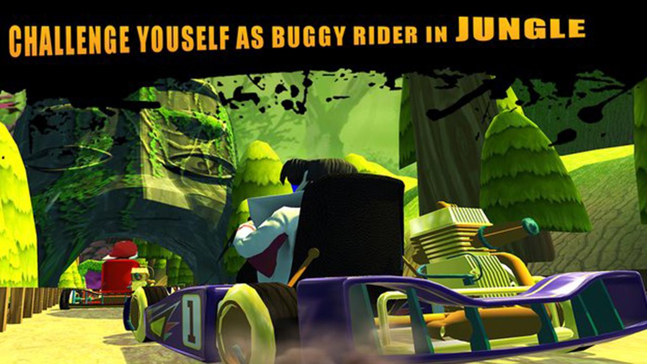 Beach Buggy Racing Parking Simulator 3D: conducción de los ...