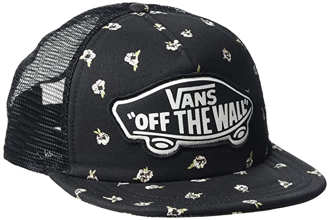 Vans_Apparel Beach Trucker Hat Gorra de béisbol, (Fall Floral ...