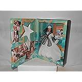 Barbie® Doll as Scarlett O'Hara (black and white dress)