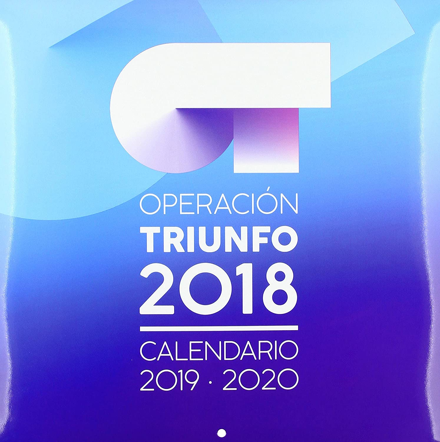 Single + Calendario: Operación Triunfo 2018, Operación Triunfo 2018: Amazon.es: Música