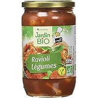 Jardin Bio Ravioli Légumes Bocal 675 g - Lot de 3
