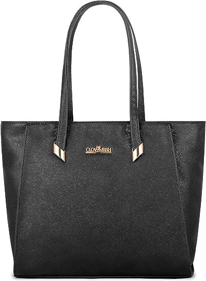 mink  fur Women Leather Satchel Bag Messenger  Handbag Bag Purse Tote  Shoulder